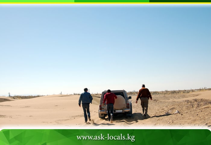 Extension tour with highlights of Turkmenistan