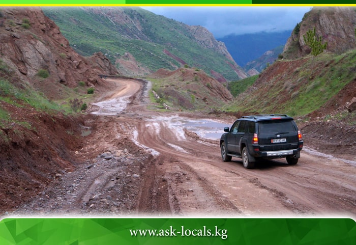 Short tour from Dushanbe to Penjakent